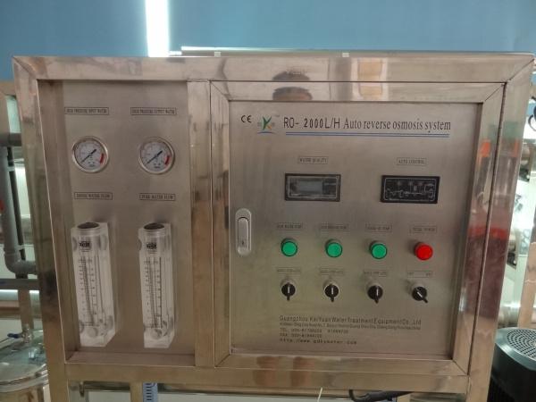 RO Water Plant Price/RO Membrane Making Machine/RO Manufacturing