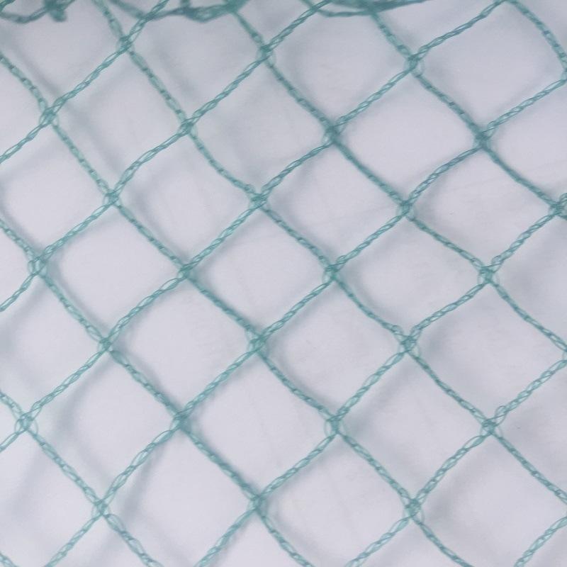 100% Virgin HDPE Anti-Bird Netting
