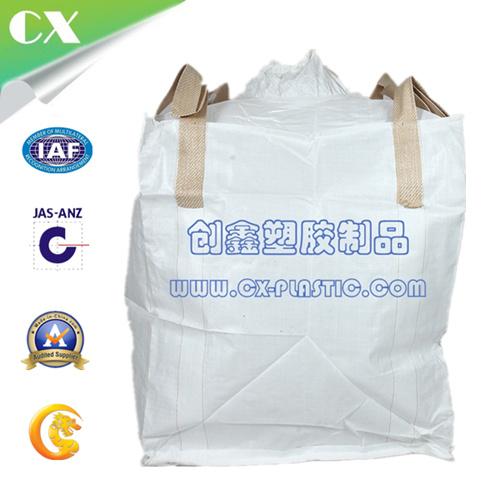 PP Woven Jumbo Sand Cement Mesh Big Bag