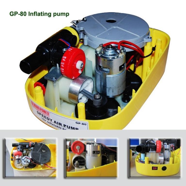 80kpa High Pressure Electric Air Pump