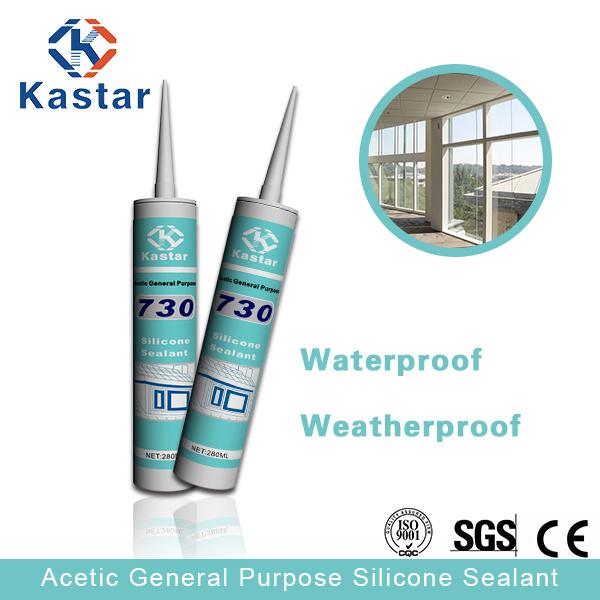 Acetic General Purpose RTV Silicone Sealant