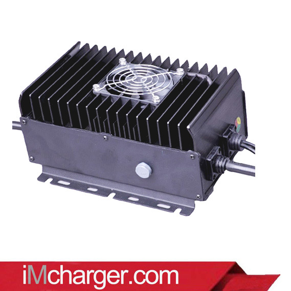 60V 18A Automatic Hf Pfc Electric Vehicle Battery Charger with Waterproof