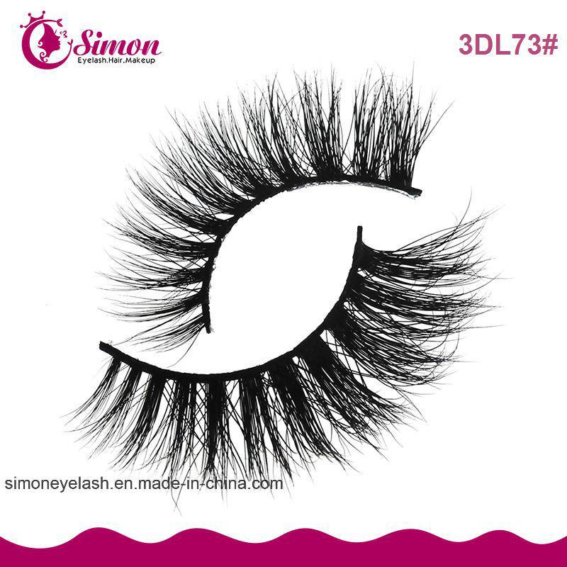 Premium Quality Natural Hair 3D Mink Eyelash