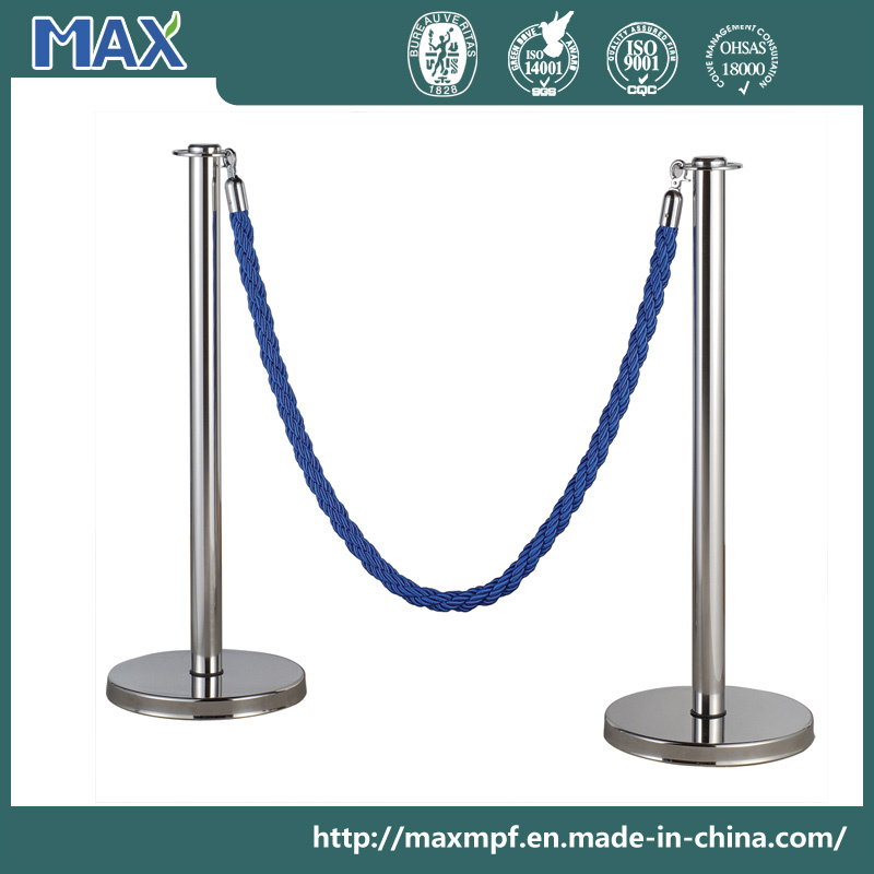 Flat Top Crowd Control Rope Barriers