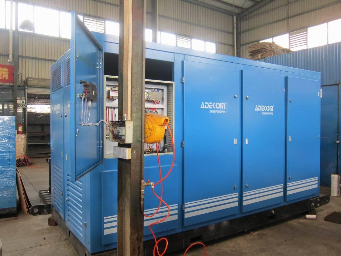 Industrial Big Capacity Oil Fooled Rotary Screw Air Compressor (KF250-08)