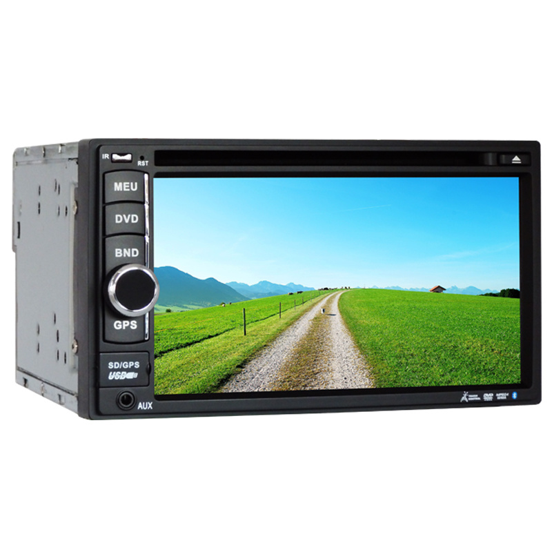 6.5inch Double DIN 2DIN Car DVD Player with Wince System Ts-2501-2