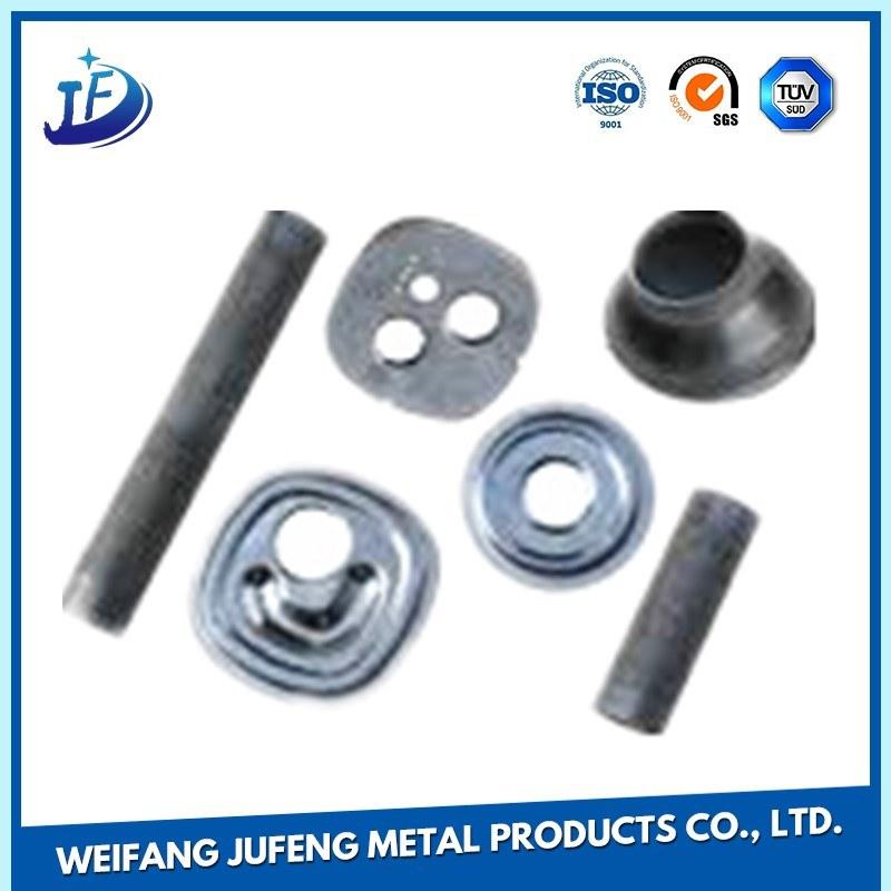 OEM Aluminium Fabrication Deep Drawn Metal Stamping for Steel Scaffolding Parts