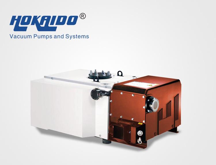 Full Range Single Stage Oil Lubricated Rotary Vane Vacuum Pump (RH0750)