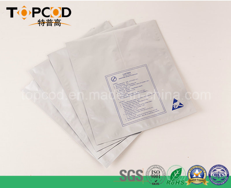 Anti-Static Barrier Aluminum Foil Bag for Special Components