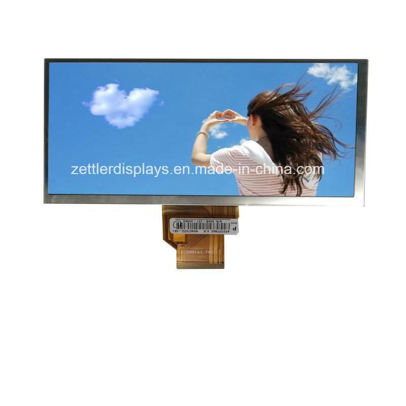 """7"""" TFT Display, Resolution 800X480, RGB: ATM0700d6b"""