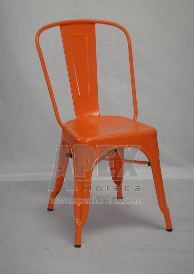 Tolix Chair Steel Industrial Chair Restaurant Furniture