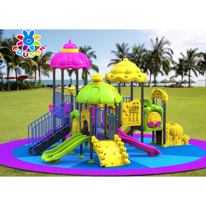 Outdoor Playground--Magic Paradise Series (XYH-MH010) , Children Large Outdoor Slide