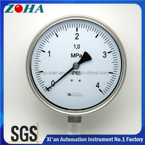 Wika All Stainless Steel Pressure Meter