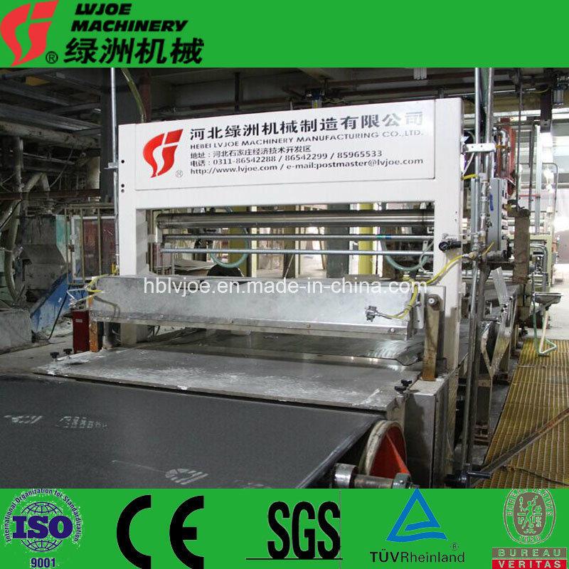 High-Efficient Gypsum Plaster Board Making Machine