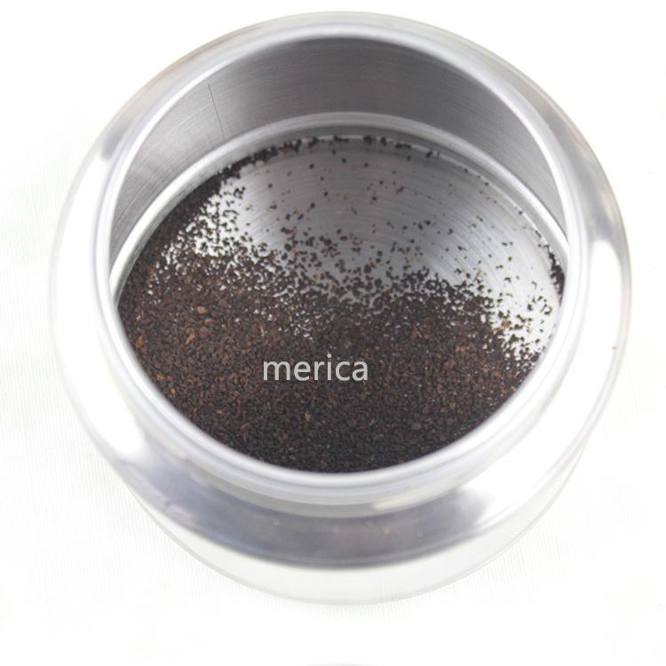 FDA Food Grade Standard Stainless Steel Manual Coffee Grinder