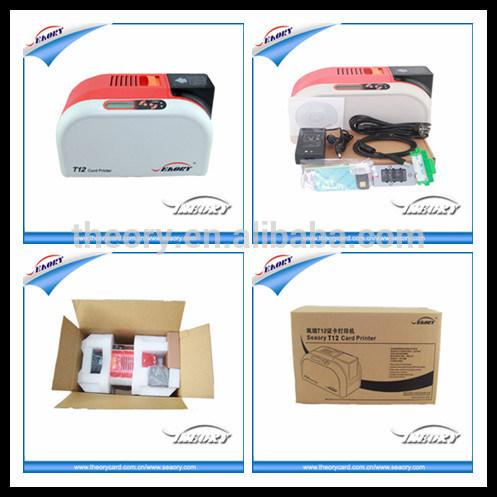 Plastic ID Card Printer Smart Card Printer