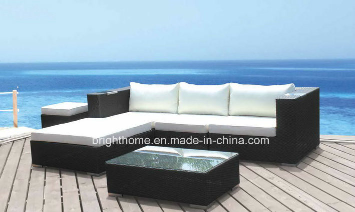 Popular Selling Sectional Rattan Sofa (BG-011A)