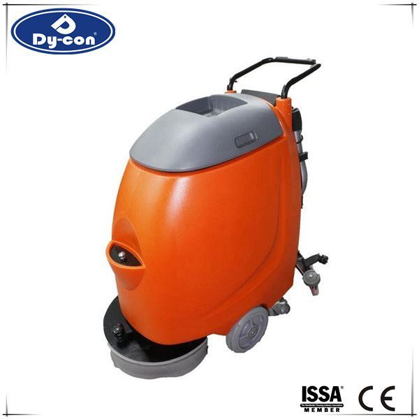 Dycon Electric Floor Scrubber for Warehouse