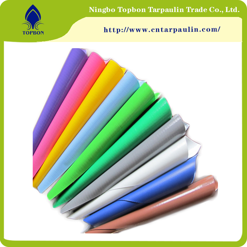 Factory Price PVC Coated Tarpaulin for Outdoor Tent Tb002