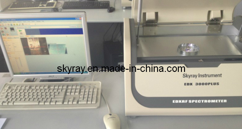 Gold Jewelry Test Analytic Machine