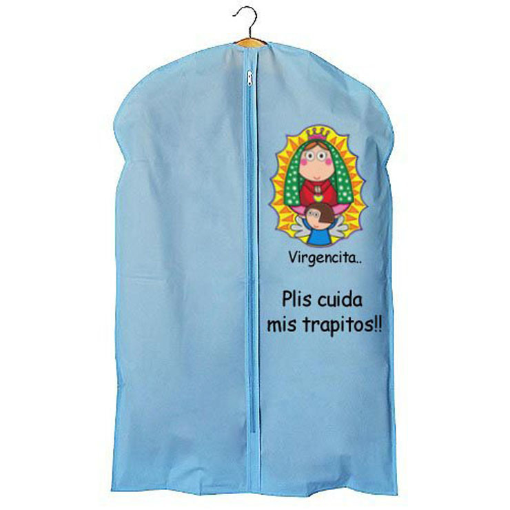 2017 Non-Woven Garment Suit Cover Bags for Protection (FLS-8804)