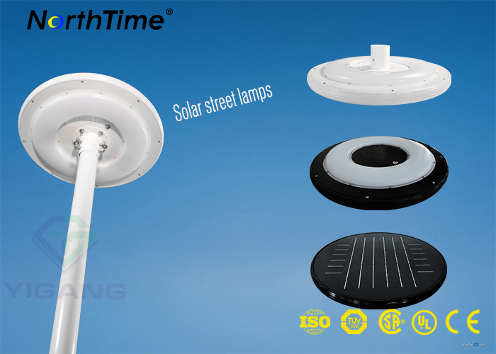 Smart Phone APP Control Round Garden Solar Light