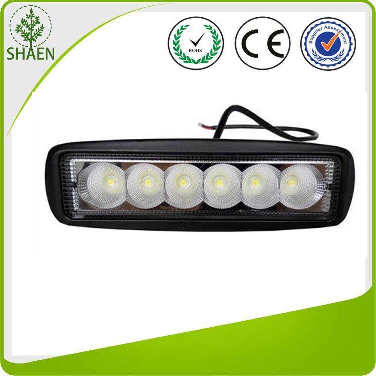 LED Working Light Bar White IP67