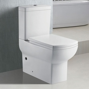 Washdown Two-Piece Water Closet Ceramic Toilet (2013)