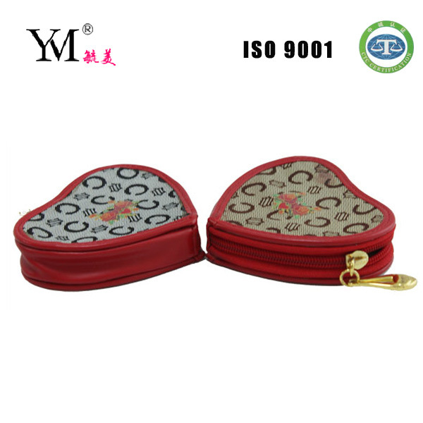 Newest Heart Style and Special Jewelry Case Customized