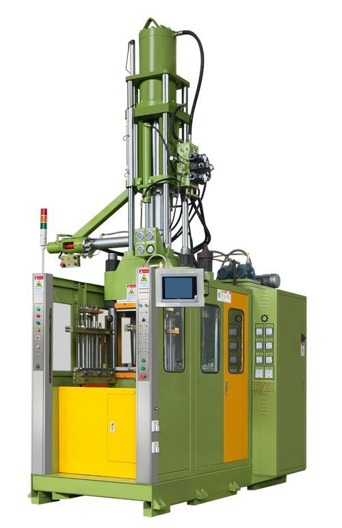 Vertical Type Full Automatic Rubber Injection Molding Machine