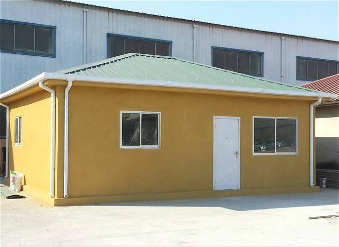 Prefabricated Light Steel Structure Mobile House (KXD-pH19)