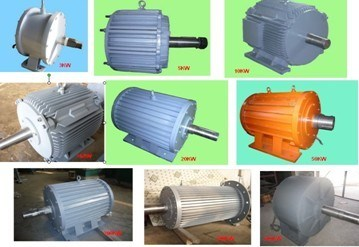 50Hz/&⪞ Aret; 0Hz High Speed Permanent Magnet Hydro Generator for Water Power System Small Hydro Turbine Water Turbine Generator Power Generator