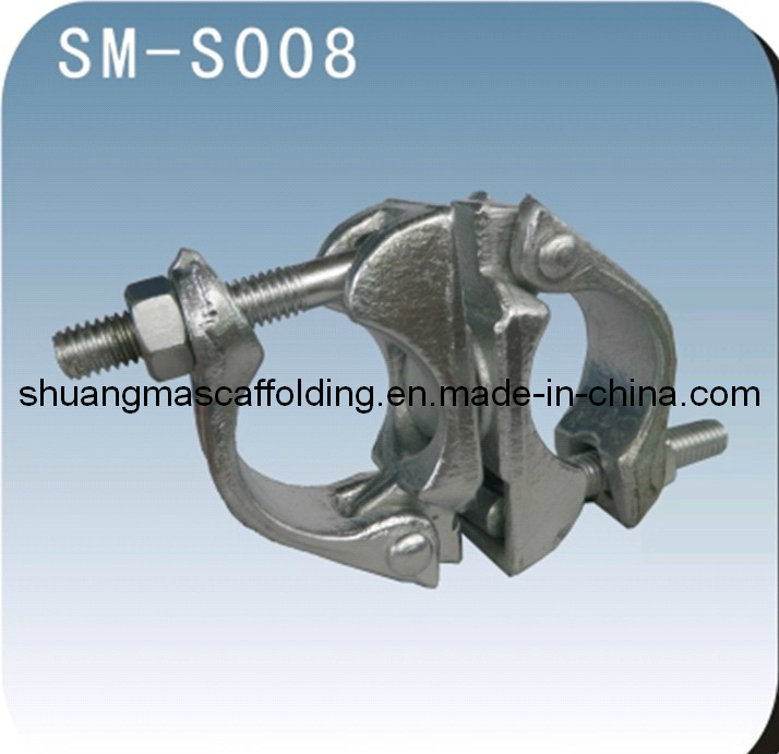 En74/Bs1139 Scaffolding Swival/Straight Clamp and Coupler