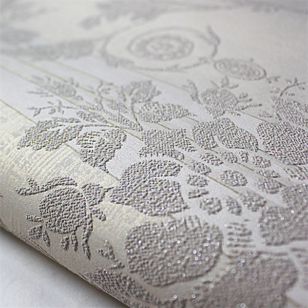 Home Decoration Building Material Non-Woven Wallpaper