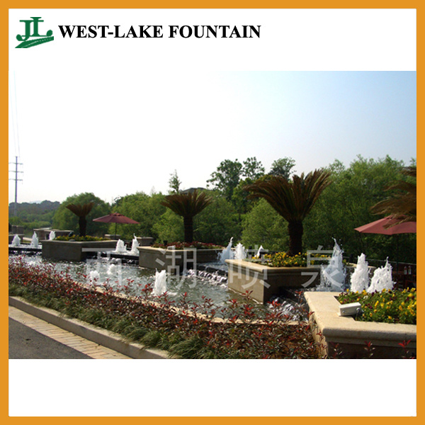Outdoor Landscape Garden Water Fountain