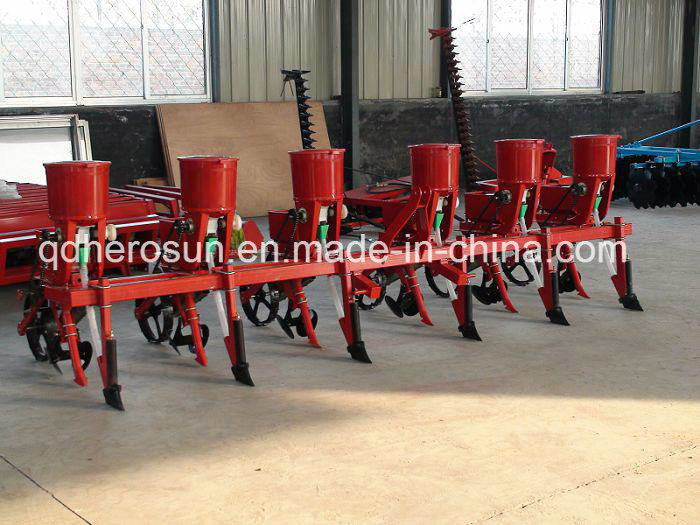 Corn and Soybean Seeder Machine