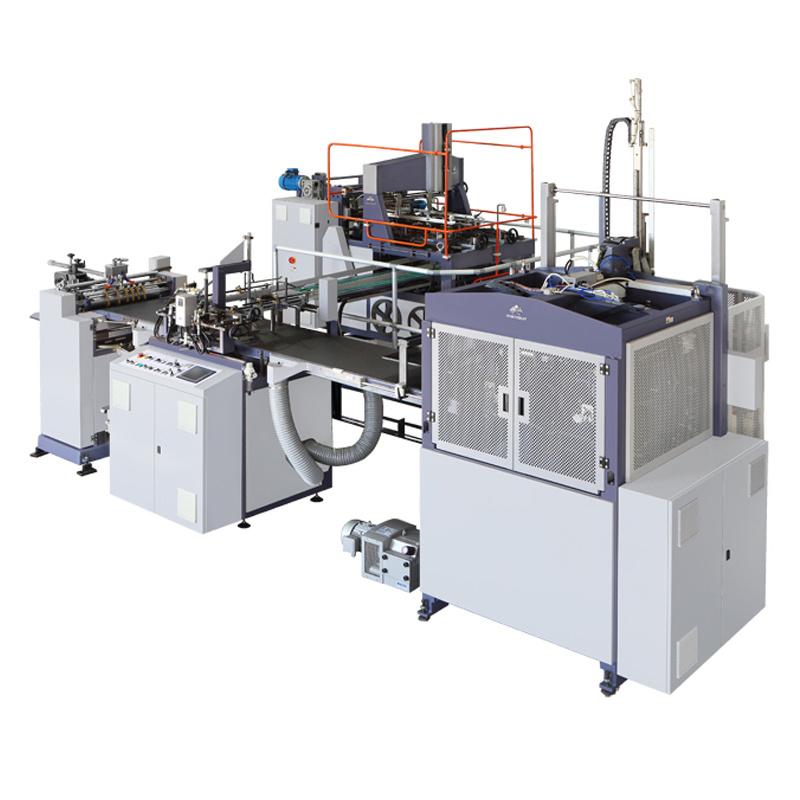 Automatic Rigid Box Maker, Case Maker Manufacturer