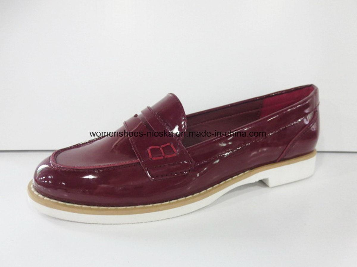 New Arrival Comfort Women Small Block Heel Pump Footwear