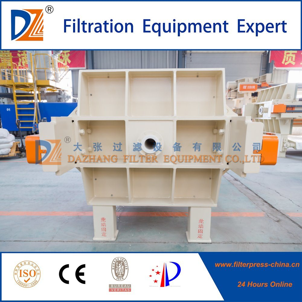 Cost-Effective Chamber Filter Press