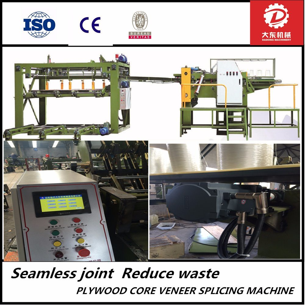 Factory Sale Plywood Machine Felt-Board Machinery for Joint Veneer