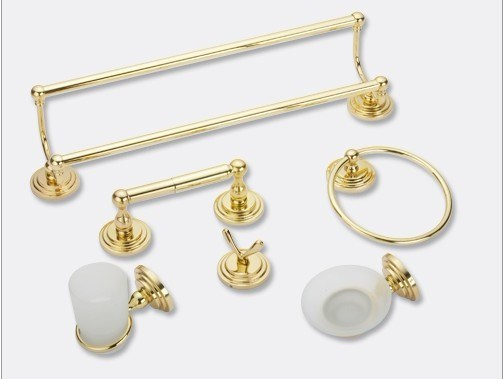 china brass bathroom accessories set wb 005 china