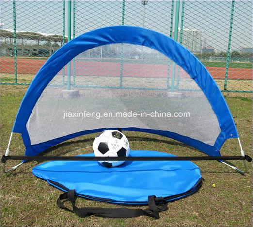 High Quality Mesh Pop up Goal Tent