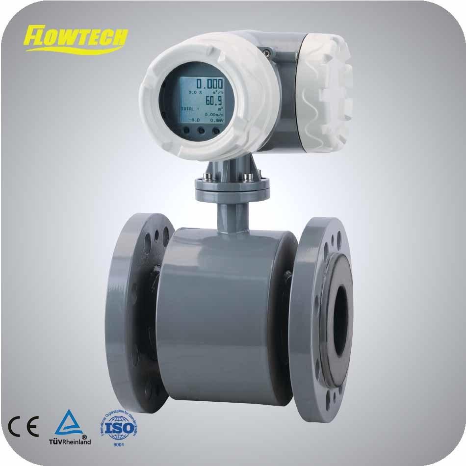 Magnetic Flow Meter Electromagnetic Flowmeter