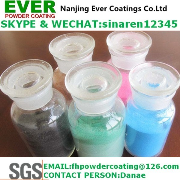 Ral7032 Texture Powder Coating Paint Epoxy Polyester Electrostatic Spray