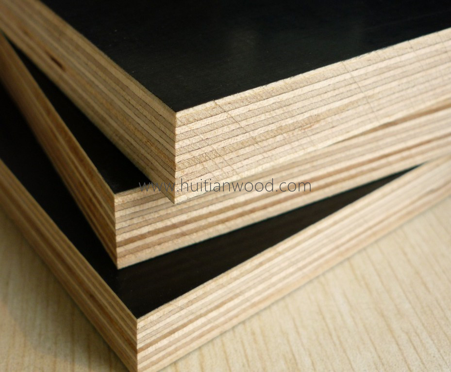 Birch Core Brown Film Faced Plywood