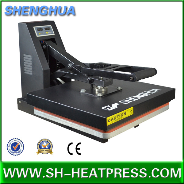 Best Seller Manual Digital High Pressure Heat Transfer Machine