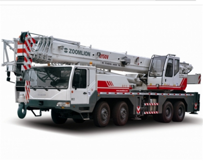 China Best Selling Zoomlion 50 Ton Qy50V532 Hydraulic Truck Crane