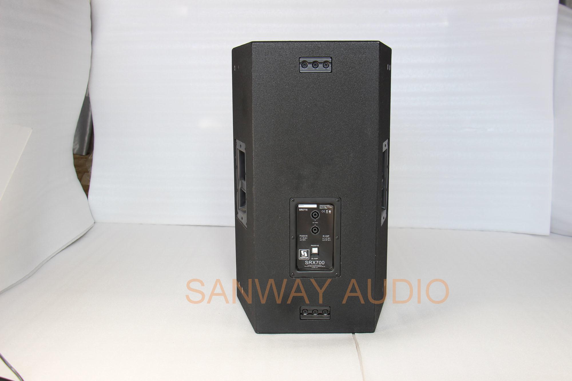 Srx715 Single 15′′ Passive / Active Professional Speaker
