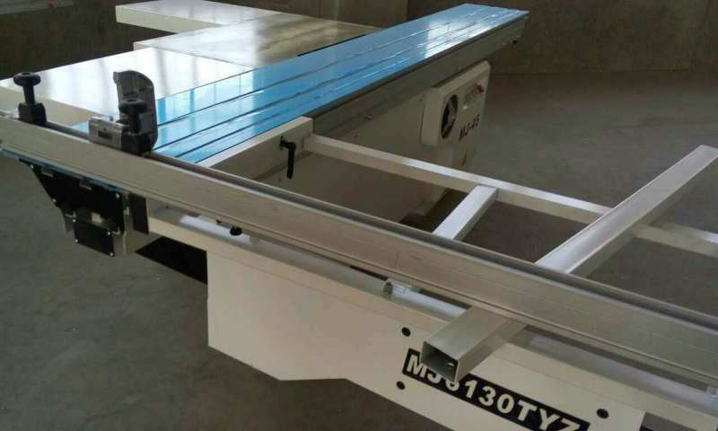 Woodworking Precision Sliding Table Panel Saw