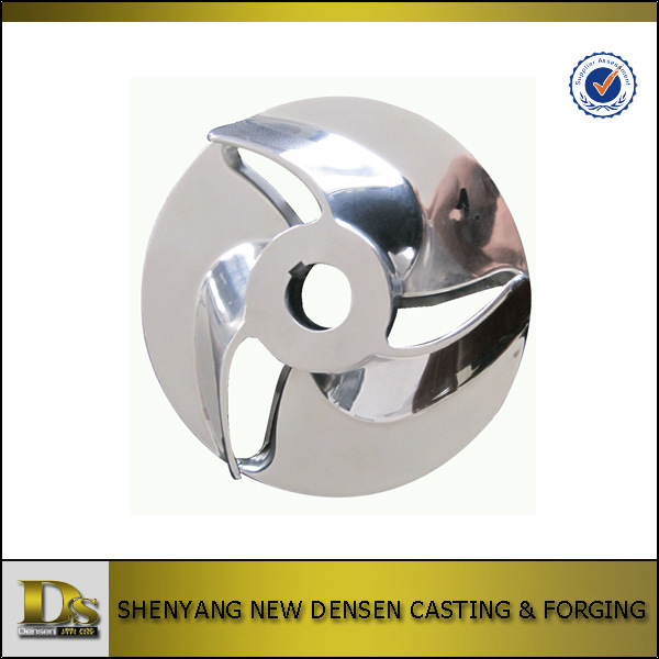 OEM China Stainless Steel Precision Casting Parts